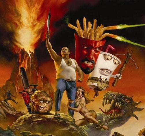 Calling All Carls: Aqua Teen Hunger Force Needs Your Raging Bald Anger
