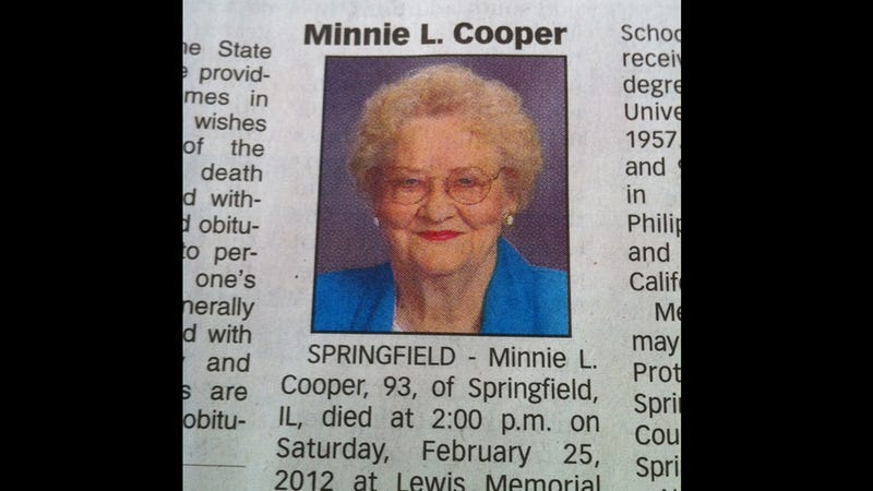 Farewell To The Original Minnie Cooper