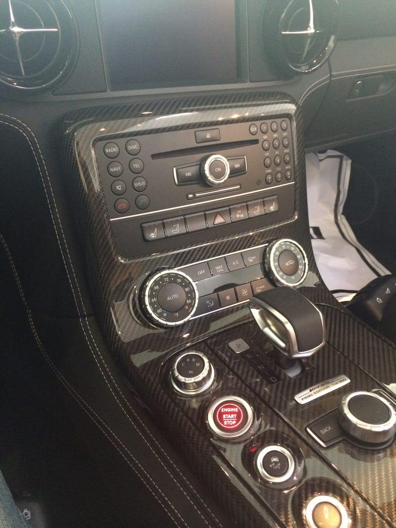 SLS Final Edition Roadster