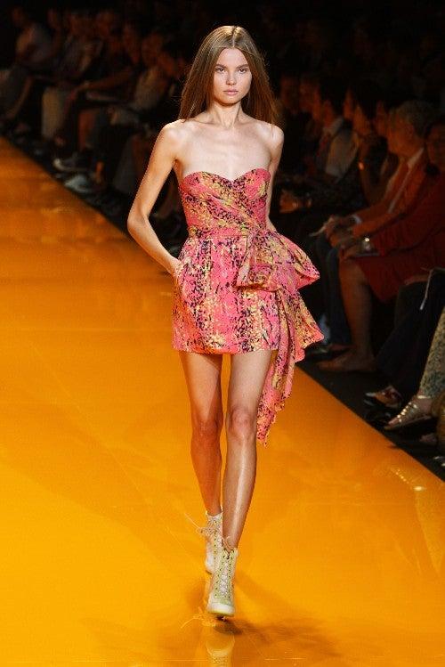 Fashion Show: DKNY