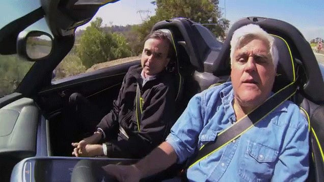 Watch Jay Leno Raise Hell In The Porsche 918 Spyder