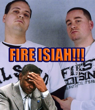 The 'Fire Isiah' Movement, Now In Rap