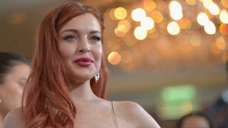 Lindsay Lohan Still Stalking Guy from The Wanted; Guy from The Wanted Still Don't Curr