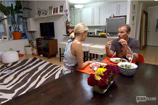 Sonja's Incomprehensible Lovemaking Tips on Real Housewives of NY