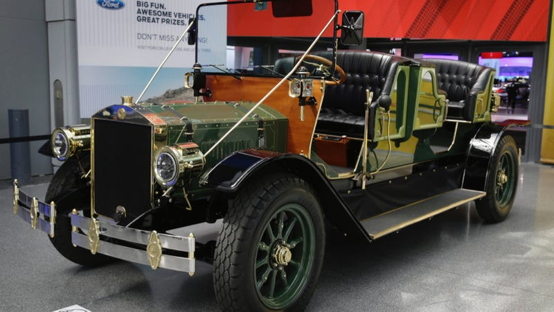 This Horseless Carriage Might Be The Unlikely Future Of New York City