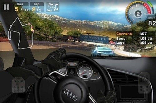 On The iPhone, GT May Not Stand For Gran Turismo