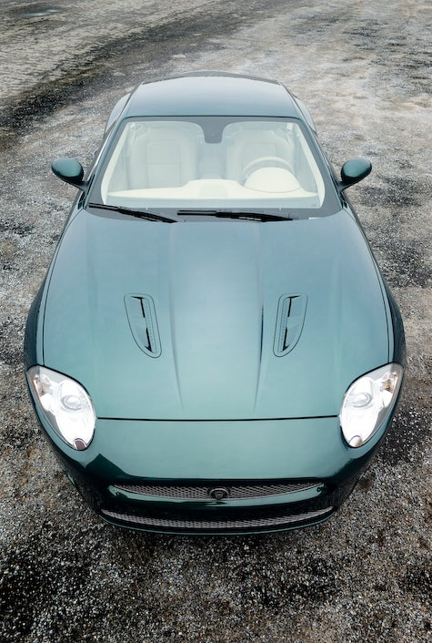 2008 Jaguar XKR, Part One