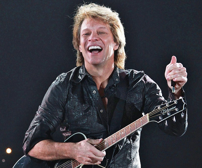 Obama Appoints Jon Bon Jovi to Feel-Good White House Position