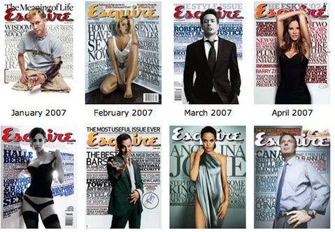 Has The World Changed Or Has 'Esquire' Changed?