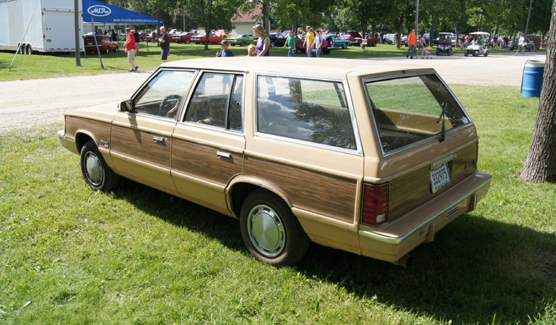 The Story Of A Plymouth Reliant That Was Powerful In A Special Way