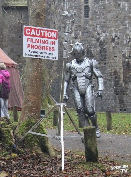 Doctor Who - Cybermen Photos