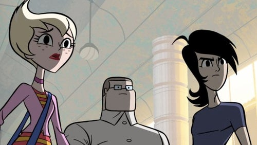 Sym-Bionic Titan brings the snazzy big robot space operatics