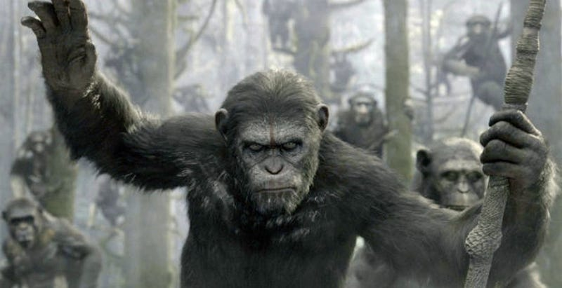 Matt Reeves hired to direct Planet of the Apes 3