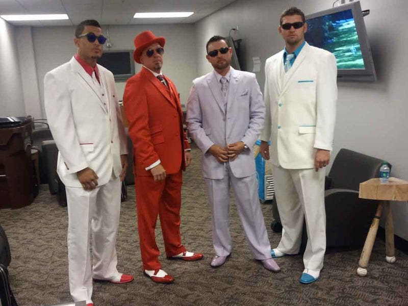 The Marlins Have Become The (Original) Kings Of Comedy