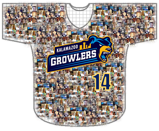 College Baseball Team To Wear Jerseys Made Out Of Selfies