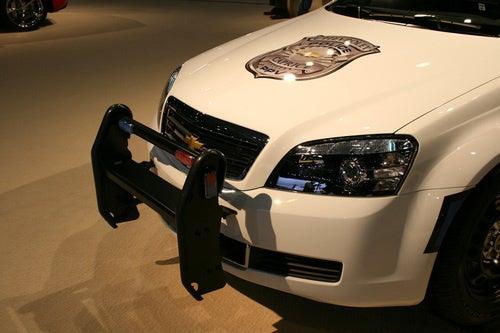 Chevy Caprice PPV