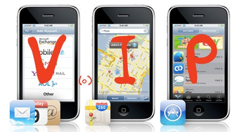 iPhone Apps Could Get Influx of VoIP Functionality