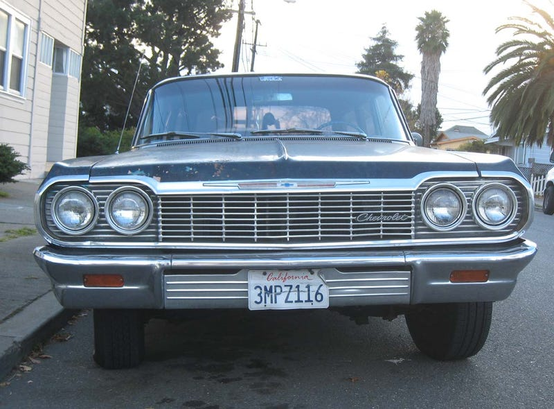 1964 Chevrolet Bel Air Station Wagon