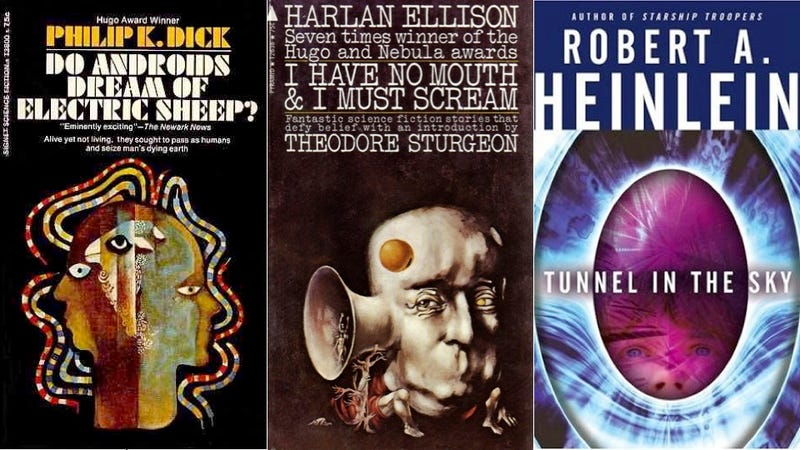 Use your knowledge of SF novels to help the EMP museum create an exhibit