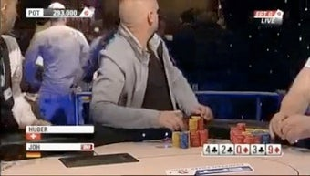 Armed Robbers Storm Poker Tournament on Live TV UPDATED