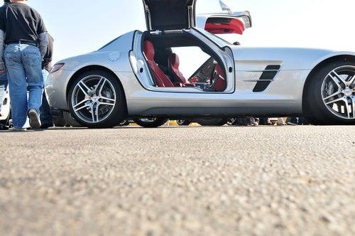 Gallery: Mercedes-Benz SLS La Carrera: Puebla