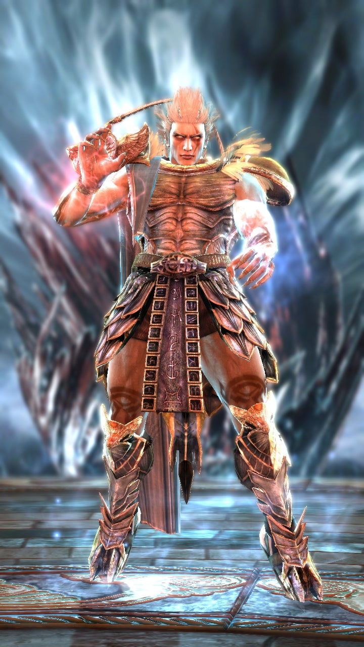 Soul Calibur IV - So Who Is Algol Anyway?