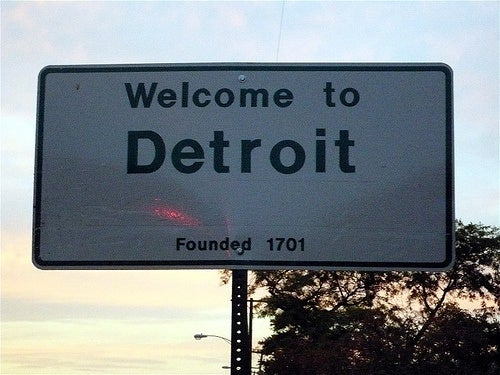 Detroit: Murder Murder Murder, Kill Kill Kill