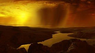 Titan's Toxic Vortex