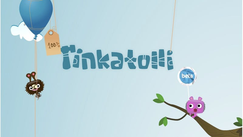 Tinkatolli May Be the First Video Game that Gives Your Kids Points for Leaving the Game to Go Outside