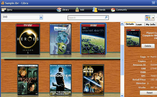 Five Best Movie Cataloging Tools