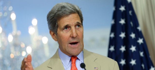 Report: Israel Spied on John Kerry's Phone Calls During Peace Talks