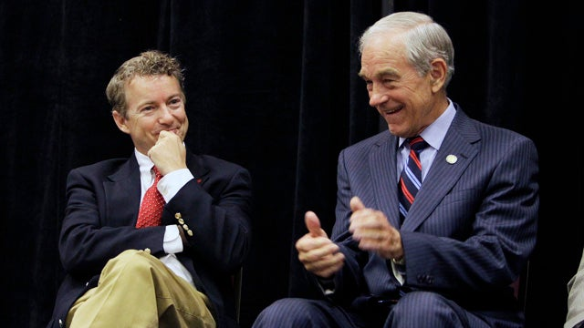Now Another Ron Paul Kid Wants to Run for Congress