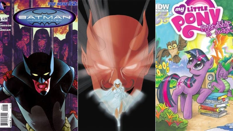Five Comics That Merge Science and Magic This Week