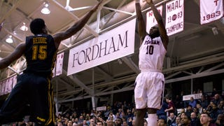 Can Jon Severe Save Fordham Basketball?