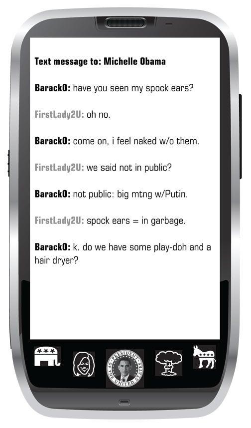 Obama's BlackBerry: No Wonder He Couldn't Let Go