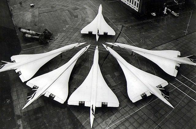 A Concorde Family Reunion