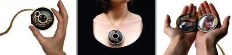 Digital Locket Stores and Takes Your Pictures