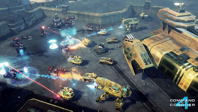 Command & Conquer 4: Tiberian Twilight Hands On: A Less Cheesy Three-way Dip
