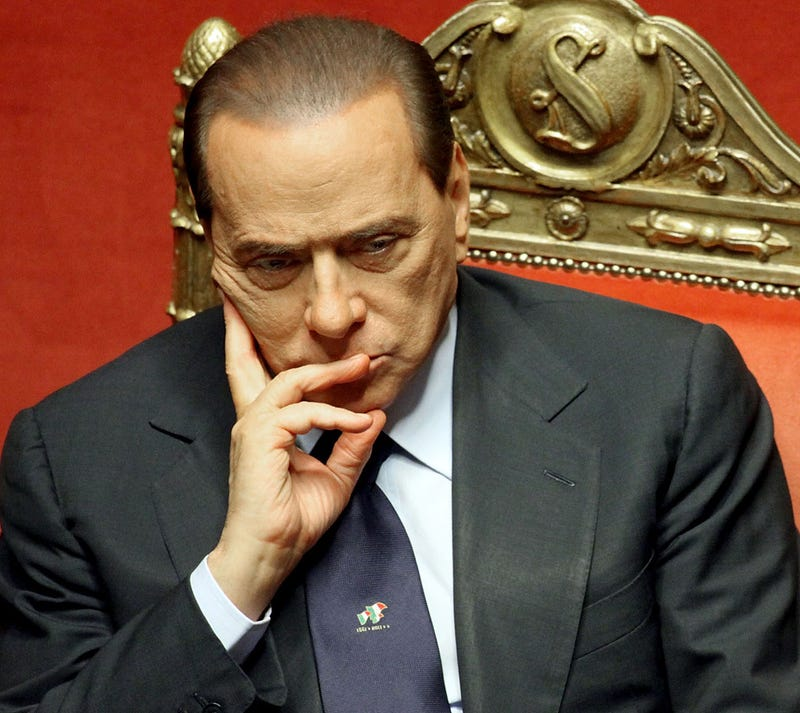 Silvio Berlusconi Under Investigation for Bunga-Bunga With Underage Hooker