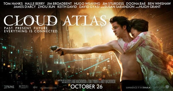 Cloud Atlas - New Banners