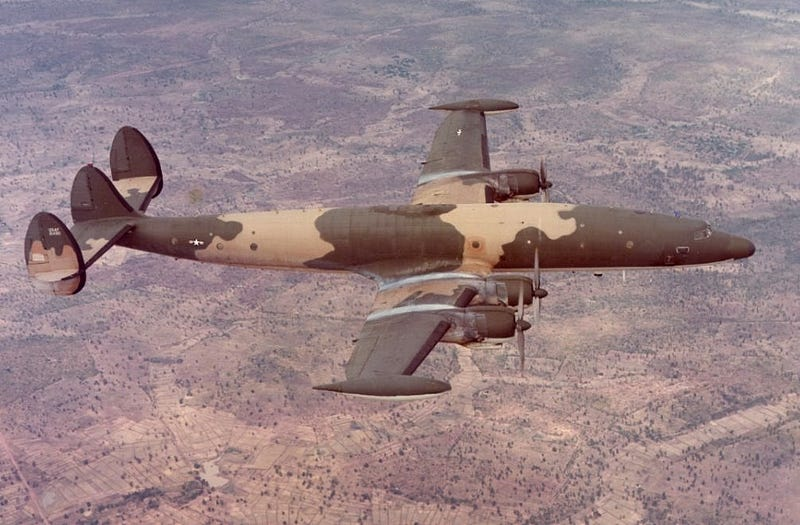 How Border Drones Were Born During the Vietnam War