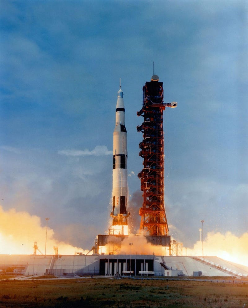 Today is the 45th anniversary of Apollo 10