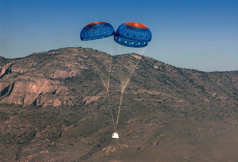 Blue Origin Will Soon Launch a Crew Capsule—and Then Crash It on Purpose