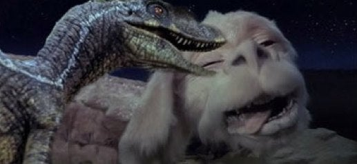 "Jurassic Park 4 A ""Long Shot,"" But NeverEnding Story's Coming"