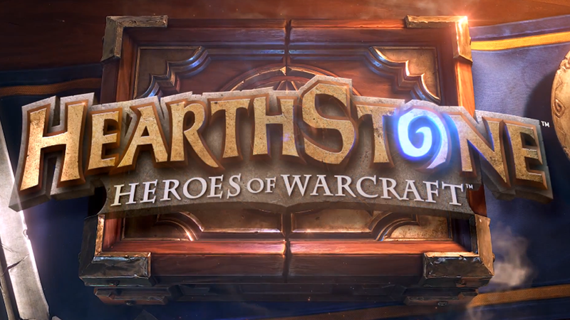Blizzard Reveals Hearthstone: Heroes of Warcraft