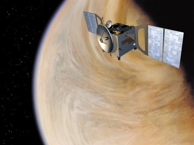 Venus is a planetary experiment in the perils of trying to control global warming