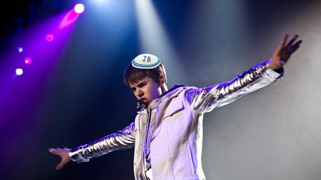 Justin Bieber Invades Israel