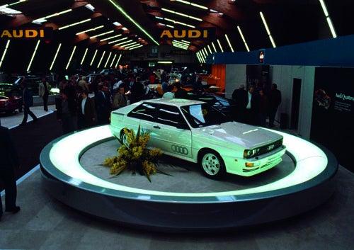 30 Years Of Audi Quattro: Vorsprung Durch Badass