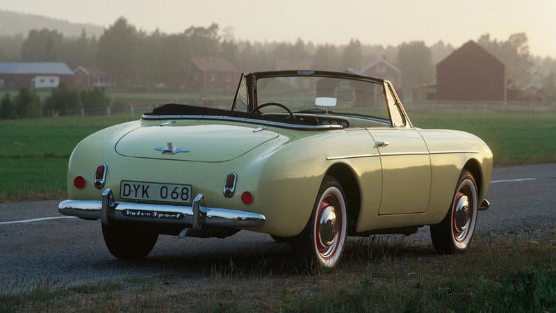 The Huge Failure That Was Volvo's First Sports Car Is Now 60 Years Old