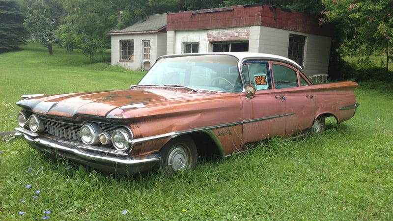 This Oldsmobile 88 Is Just Super